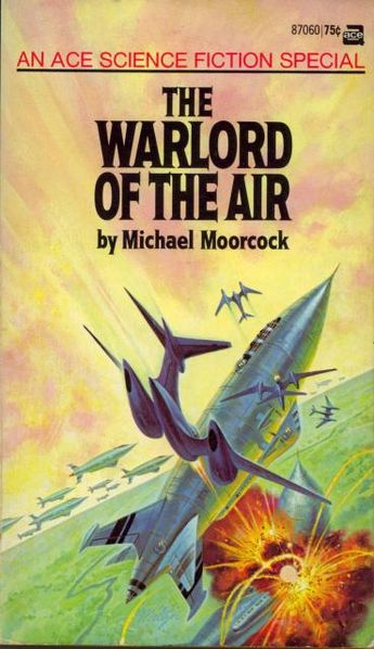 Steampunk week book review the warlord of the air by michael steampunk week book review the warlord of the air by michael moorcock fandeluxe Image collections