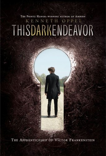 Book review this dark endeavor by kenneth oppel title fandeluxe Image collections