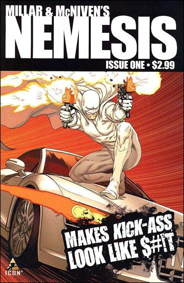 Graphic Novel Review: Nemesis by Mark Millar and Steve McNiven |