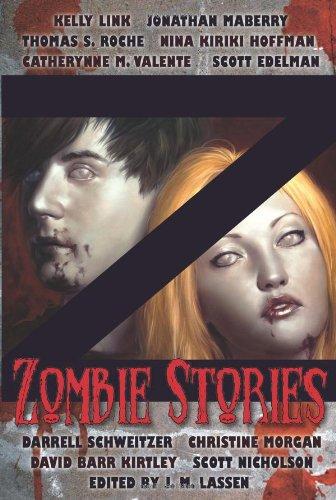 Overrun: A Zombie Short Story Anthology