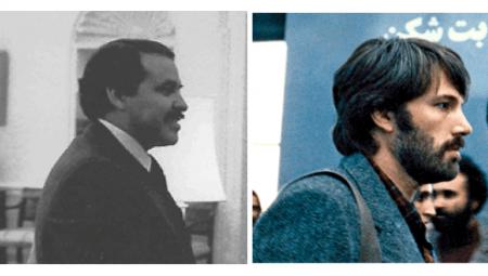 Tony Mendez x Ben Affleck