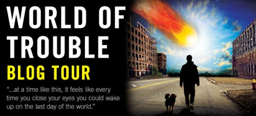 World of Trouble Blog Tour