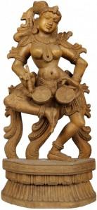 Lady Apsara