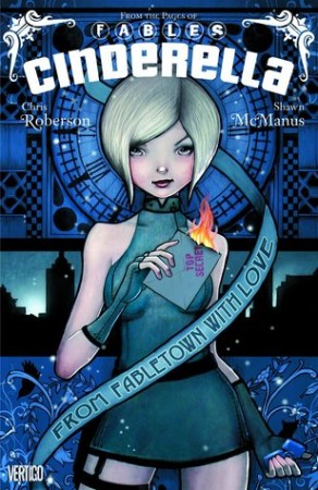 Cinderella From Fabletown With Love