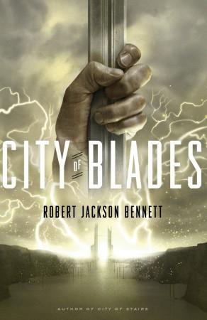 City of Blades jacket