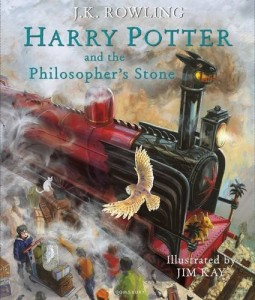 Illustrated Harry Potter