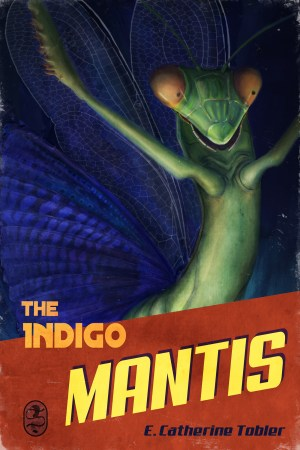 The Indigo Mantis