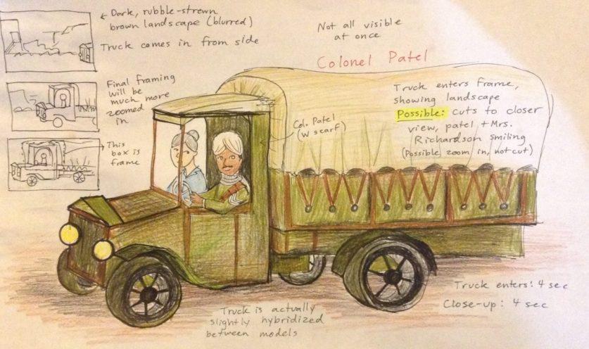 Patel Truck