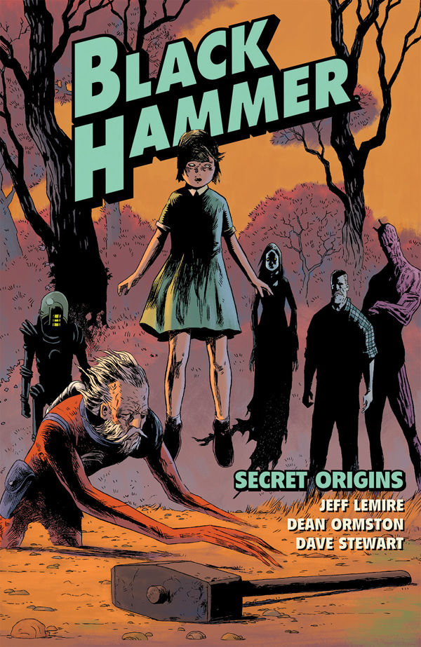 Black Hammer Secret Origins