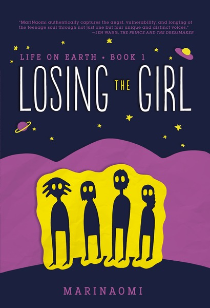 Image result for losing the girl cover
