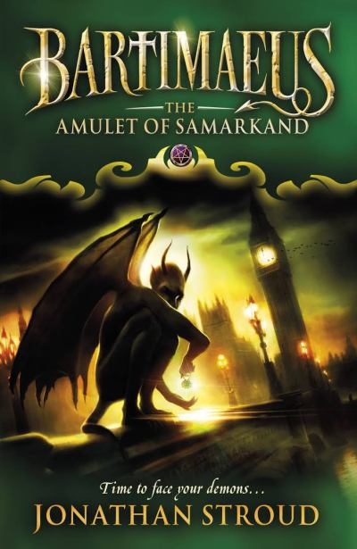 Old School Wednesdays: The Amulet of Samarkand (Bartimaeus #1) by