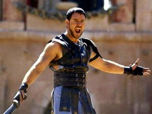 Image of Russell Crowe In Gladiator