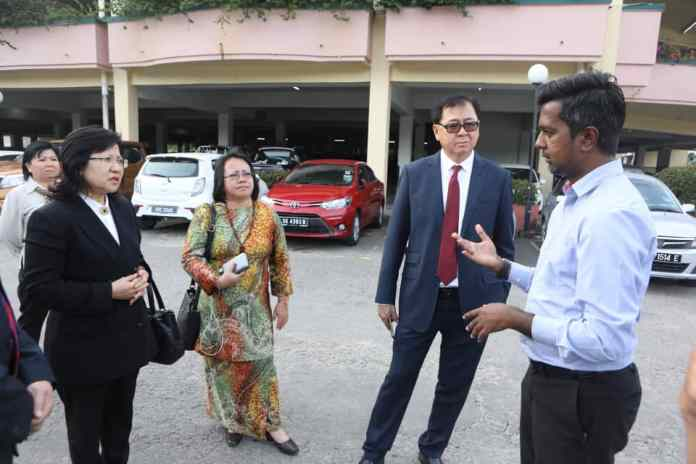 Parking problems in Sabah hospitals to be resolved – minister 2