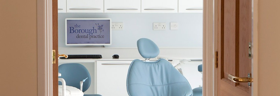 Borough Dental Practice – Surgery Interior
