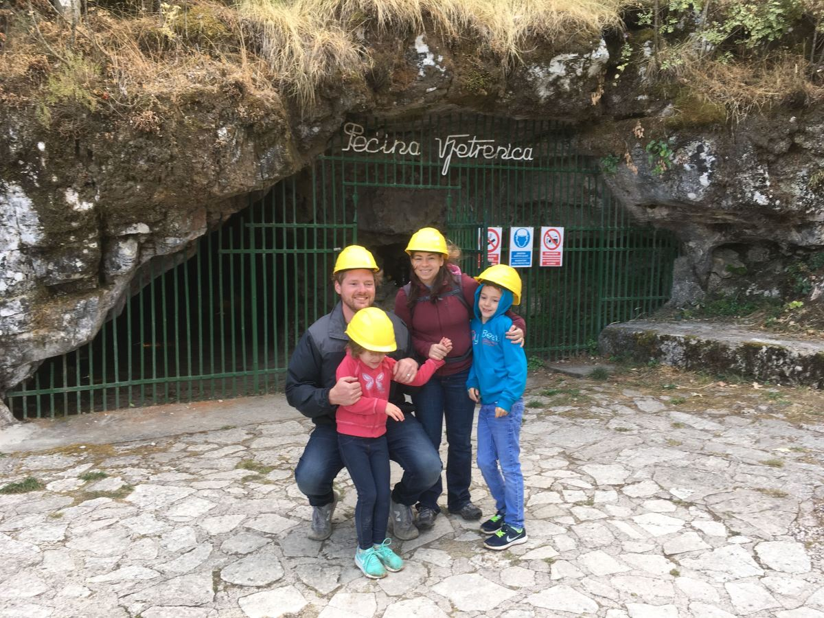 Adventures in Herzegovinan spelunking (Vjetrenica Cave and Stanica Hotel in Ravno, Bosnia and Herzegovina)