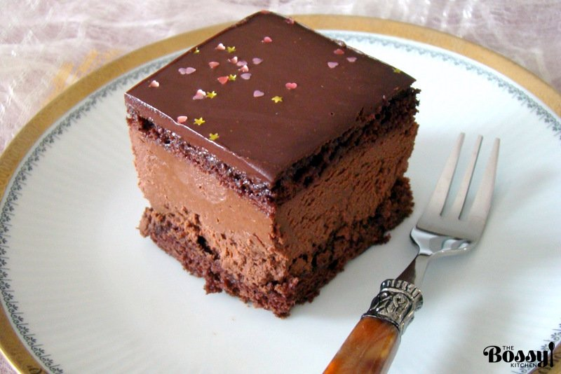 Authentic Mexican Chocolate Cake