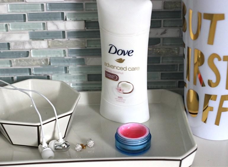 Morning Essential Dove Advanced Care