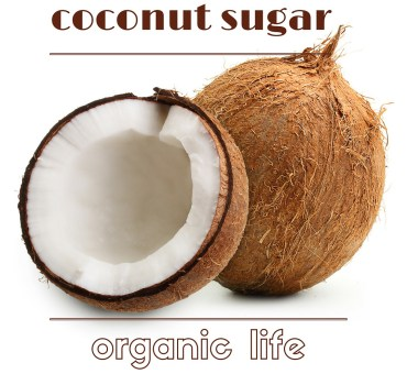 Coconut sugar… A life savior!