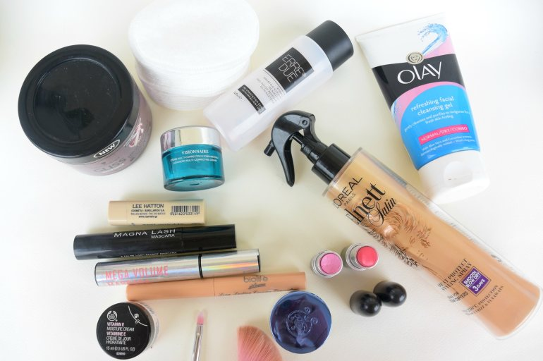 Short Lasting Beauty Products