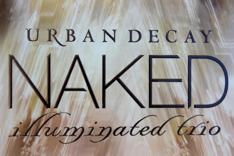 Be Luminous With Urban Decay | Naked Illuminated Trio | Review