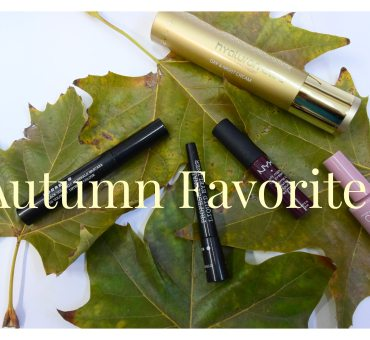 Autumn Favorites