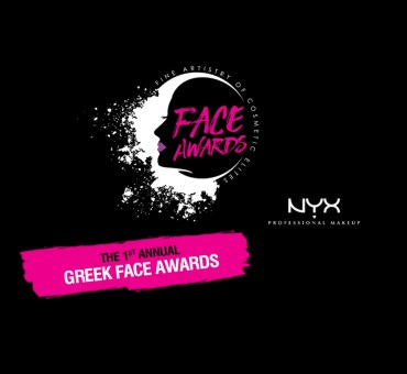 Greek Face Awards | Nyx Professional Makeup