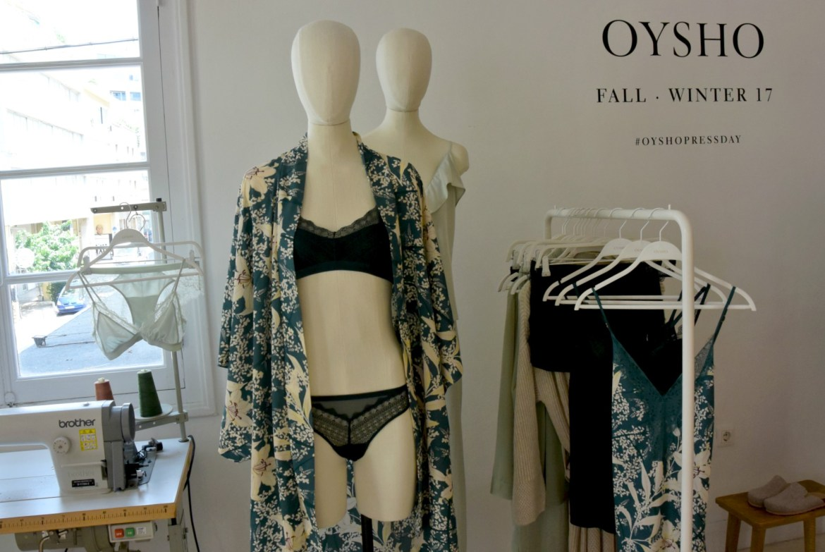 Oysho New Collection