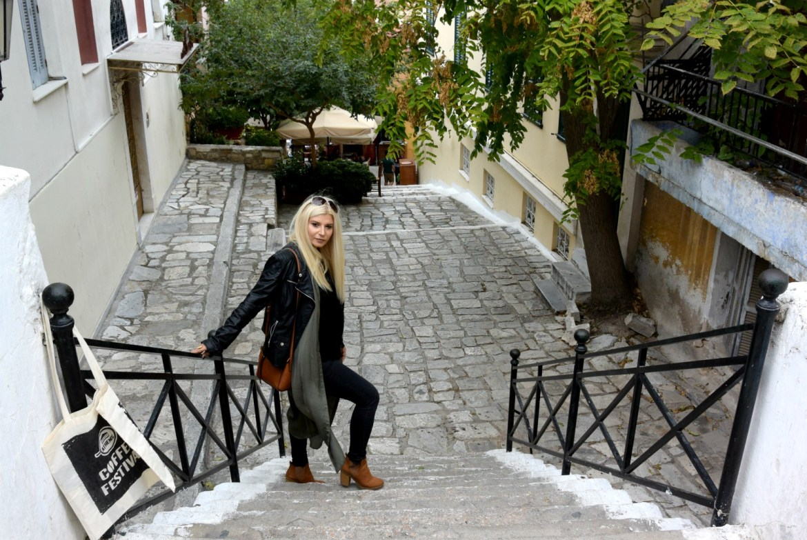 outfit in Plaka