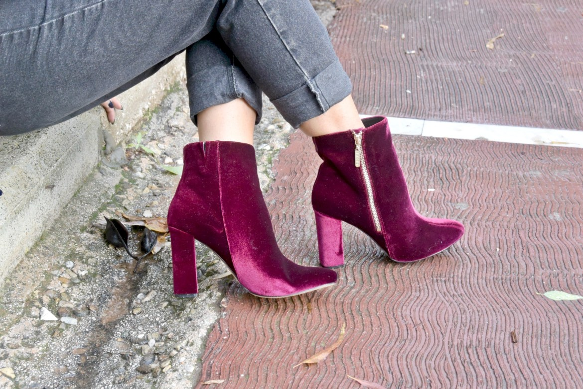 Fenice ankle boots