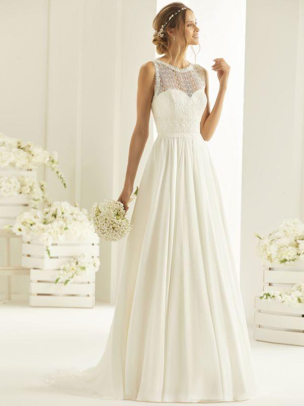 Ophelia Boho Wedding Dress