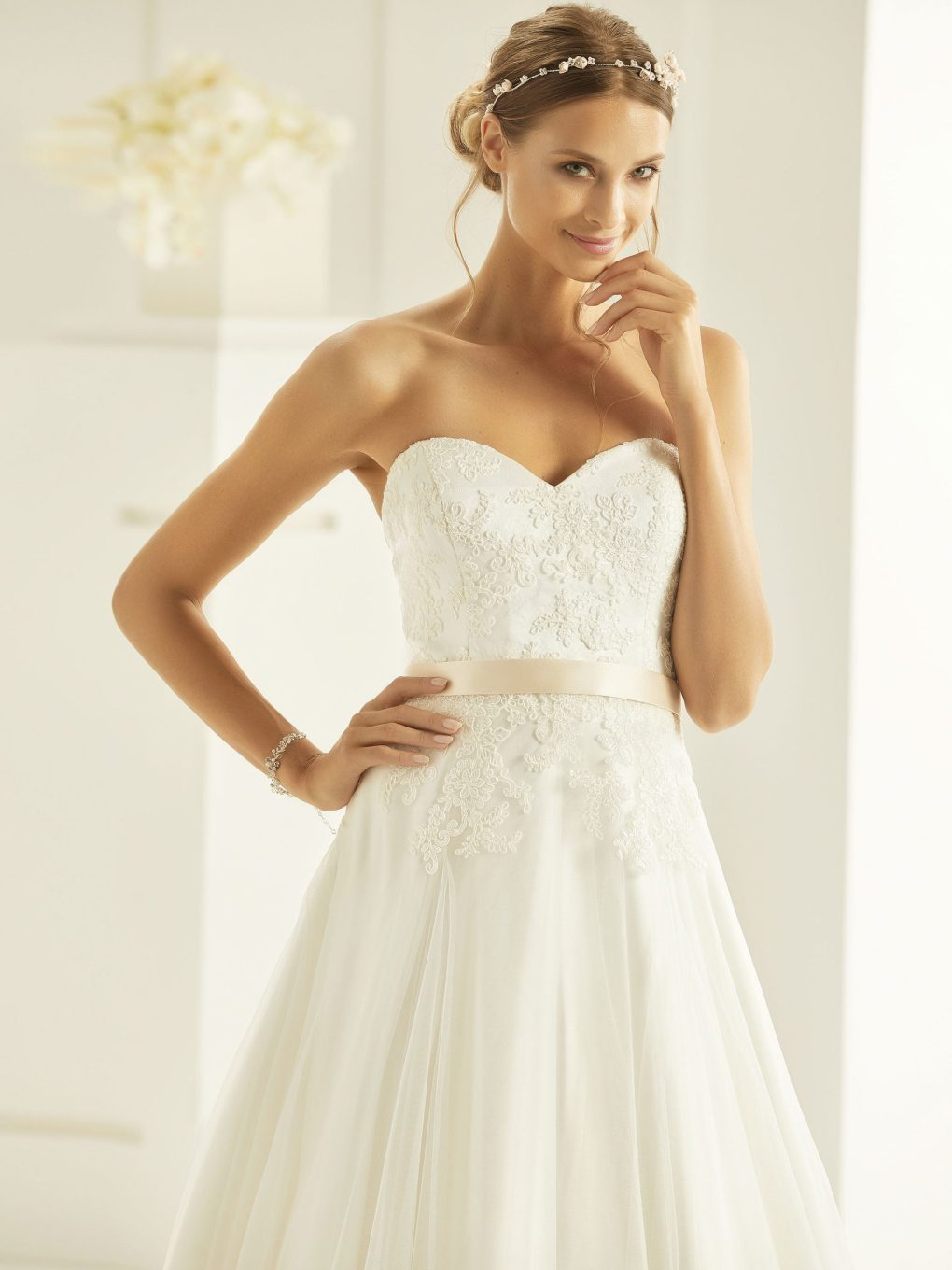 Wedding Dresses For A Big Bust
