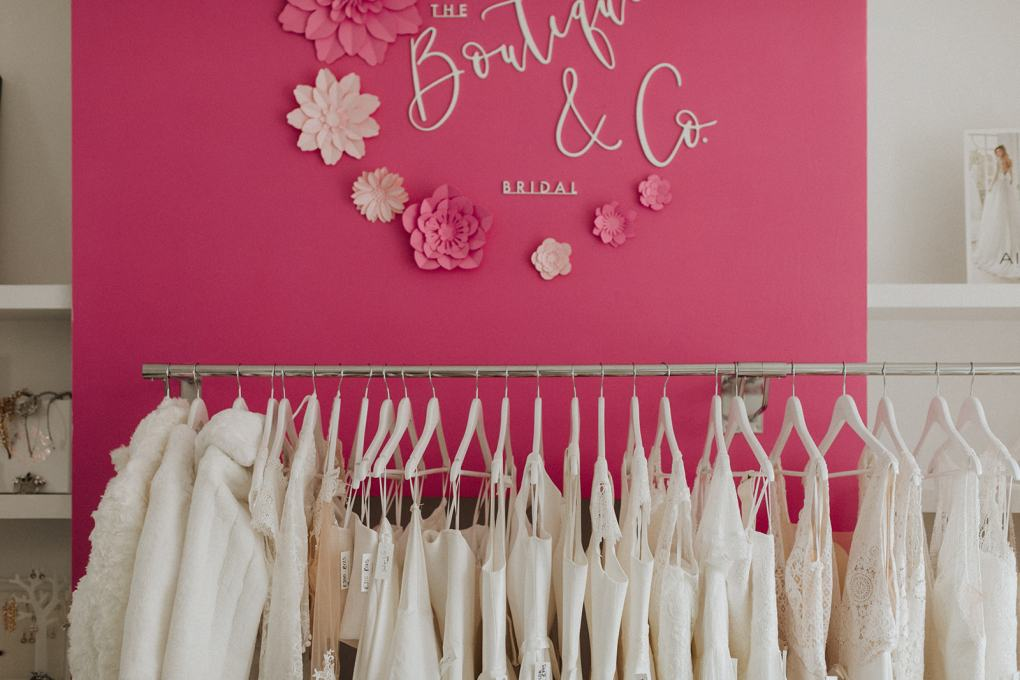 covid wedding dress shopping