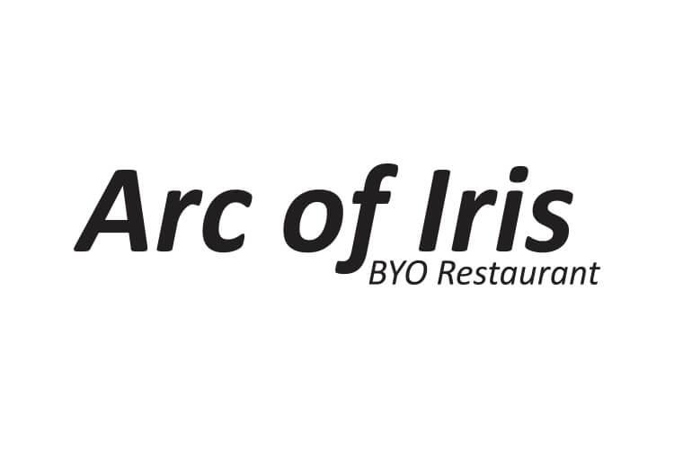 Arc of Iris Logo Before