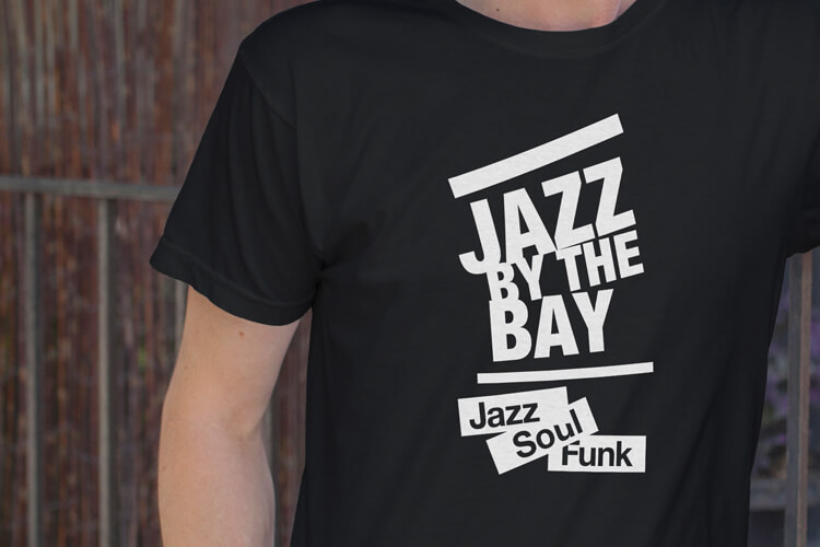 Jazz by the bay T-Shirt