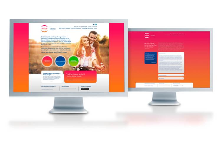 PlusLife Website