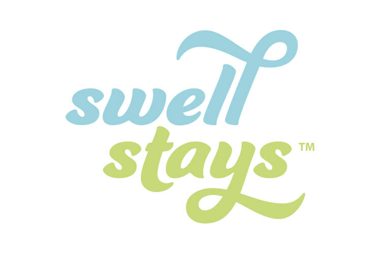 Swell Stays After Logo