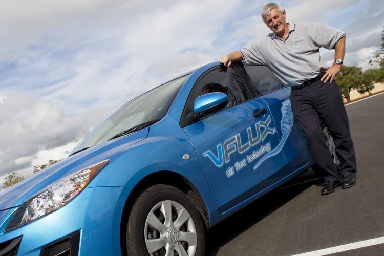 VFLUX Car Signage