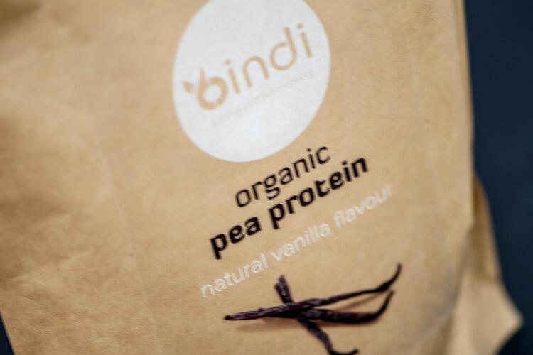 Bindi Protein Packaging
