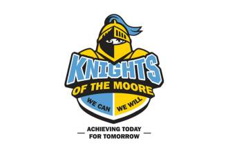 Knights of the Moore Logo