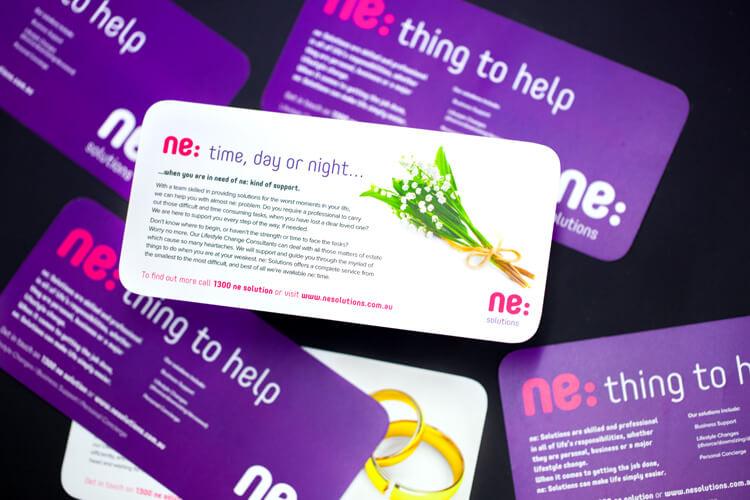 ne:Solutions Brochure