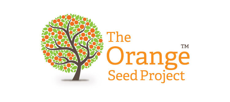 The Orange Seed Project logo