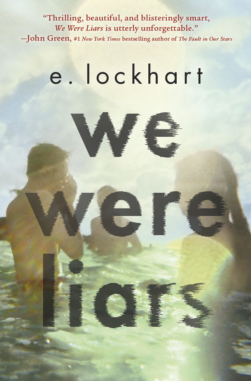 Image result for We Were Liars by E. Lockhart