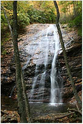 Wash Hollow Waterfall