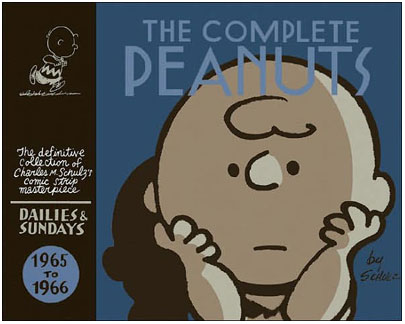 The Complete Peanuts: 1965-1966