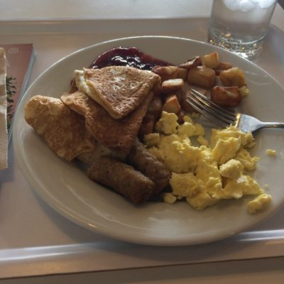 $2 IKEA Breakfast