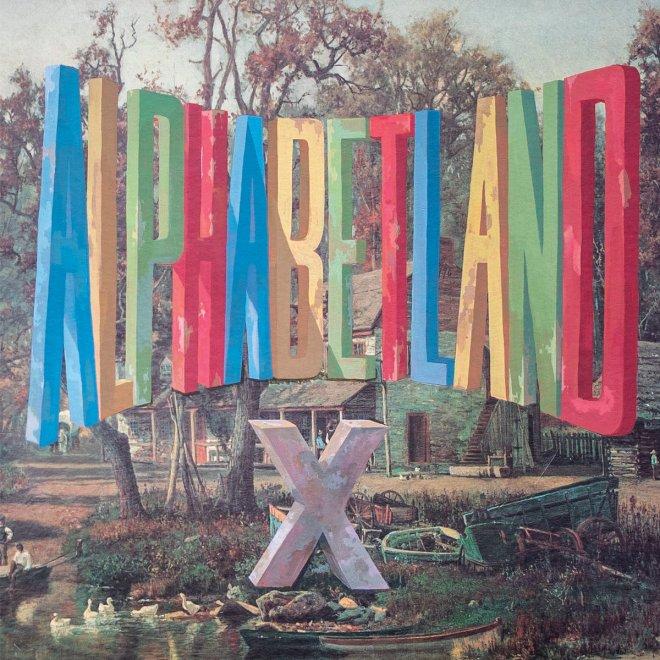 X's ALPHABETLAND