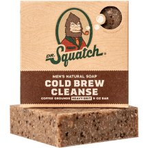 Cold Brew Cleanse Soap from Dr. Squatch