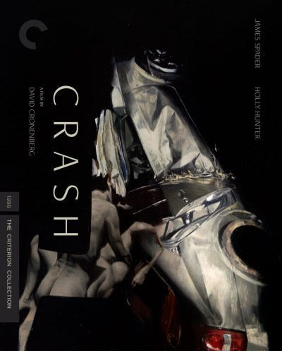 Crash - Criterion Collection Blu-Ray