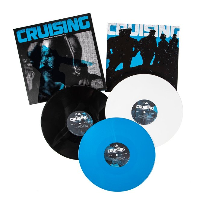 CRUISING Original Motion Picture Soundtrack and Score