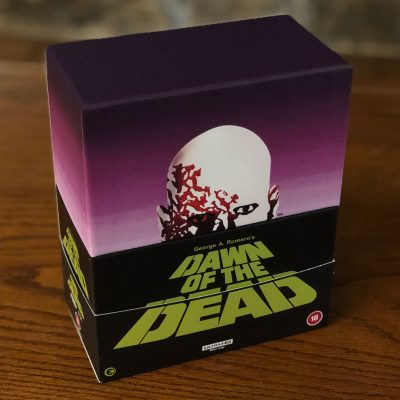 Second Sight Dawn of the Dead 4K UHD Limited Edition